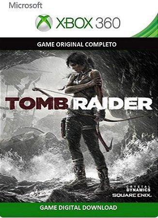 Tomb Raider Xbox 360 Game Digital Original