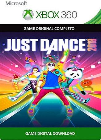 Just Dance 2018 Xbox 360 Kinect Game Digital Xbox Live
