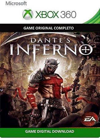 Dante´s Inferno Xbox 360 Game Digital Original