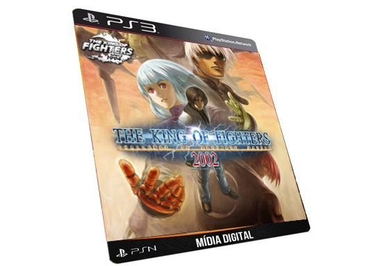 The King of Fighters 2002 PS3 Game Digital PSN