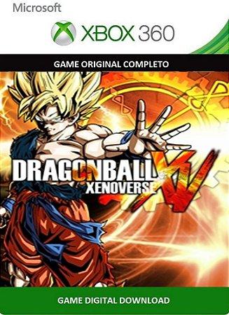 Dragon Ball Z Xenoverse Xbox 360 Game Digital Original