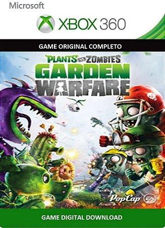Plants vs. Zombies Garden Warfare Xbox 360 Game Digital Original