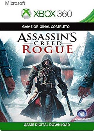 Assassins Creed Rogue Xbox 360 Game Digital Original
