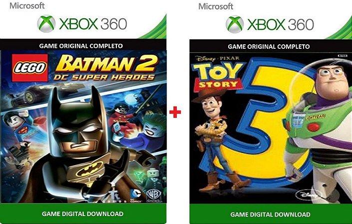 Lego Batman 2 + Toy Story 3 | Game Xbox 360