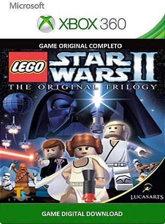 Lego Star Wars 2 Trilogy Game Xbox 360