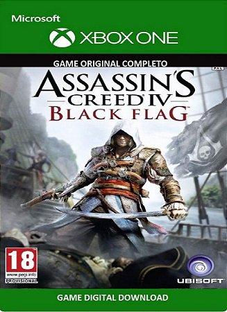 Assassin's Creed IV Black Flag Game Xbox One Original