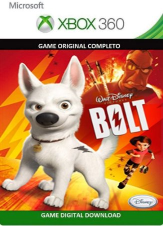 Bolt Xbox 360 Game Digital Original