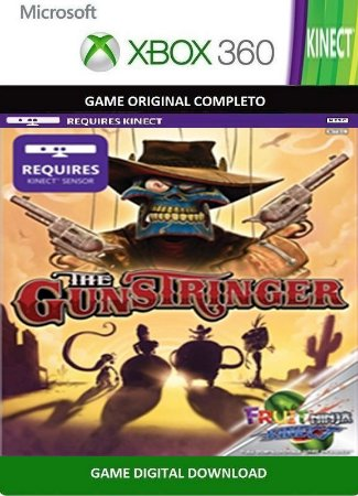 The Gunstringer Kinect Xbox 360 Game Digital Original