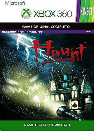 Haunt Game Kinect Xbox 360 Digital Original