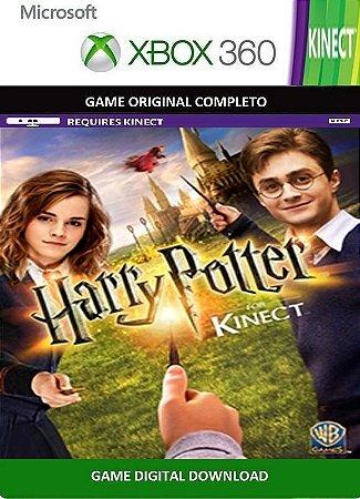 Harry Potter for Kinect Game Xbox 360 Digital Original