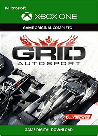 Grid Autosport Xbox One Game Digital Xbox Live