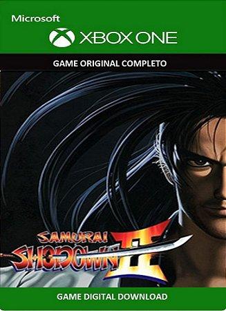 Samurai Shodown II Game Xbox One Original Digital Xbox Live