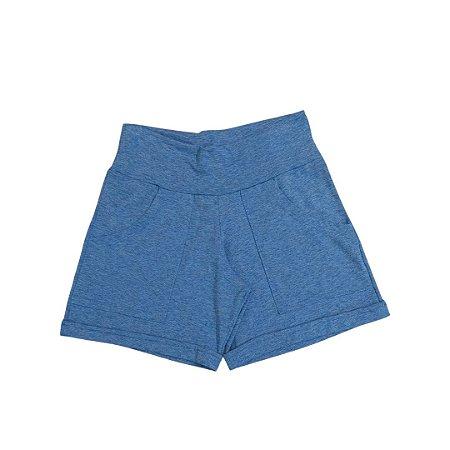 Shorts Gestante Malha