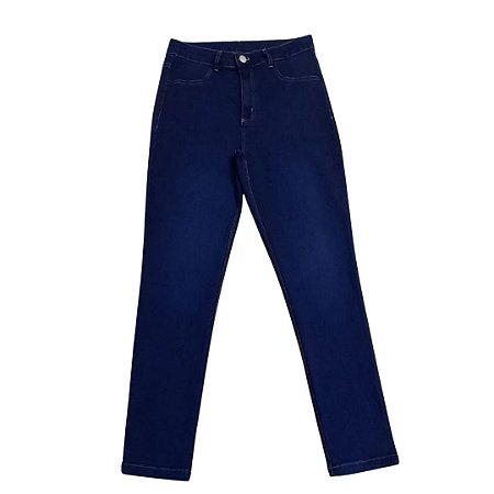 Calça Feminina Plus Size Jeans Skinny