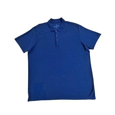 Camiseta Masculina Plus Size Polo