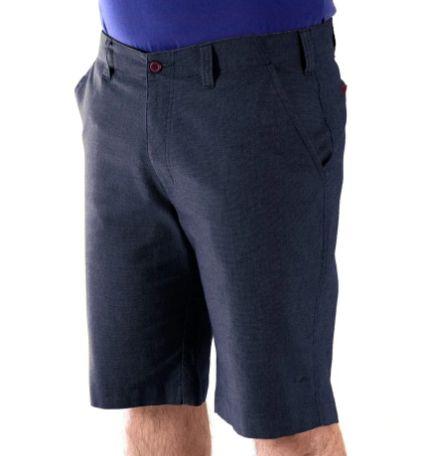 Bermuda Masculina Plus Size Casual Corunha