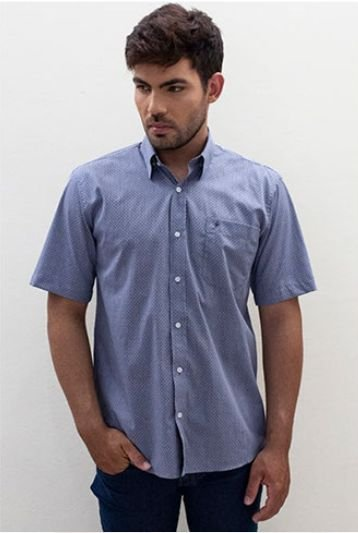 Camisa Masculina Plus Size Manga Curta HP