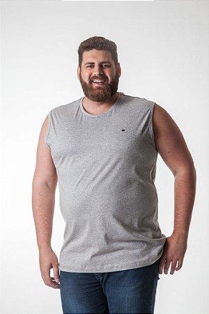 Regata Masculina Plus size Machão