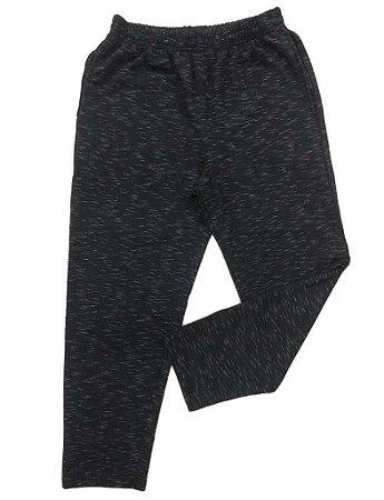 Calça Masculina Plus Size Moletom