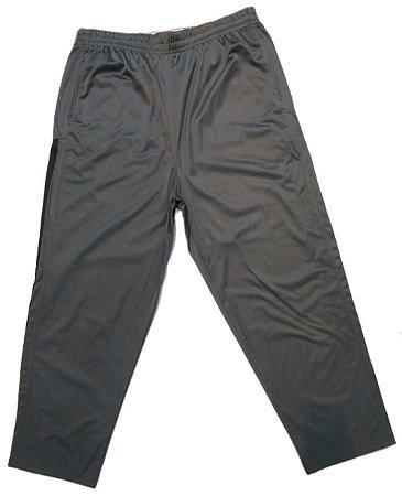 Calça Masculina Plus Size Helanca Flanelada