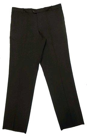 Calça Masculina Plus Size Social com Elastano