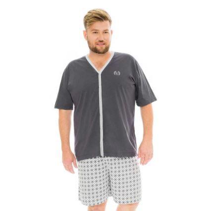 Pijama Masculino Plus Size Aberto