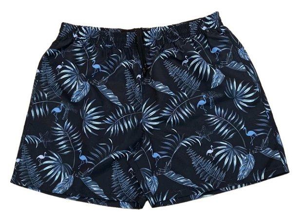 Shorts Masculino Plus Size Tactel Estampado
