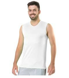 Regata Masculina Plus Size Machão Dry Fit