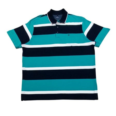 Camiseta Masculina Plus Size Polo TonSurTon