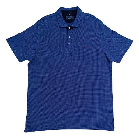 Camiseta Masculina Plus Size Polo Burg Mens Wear