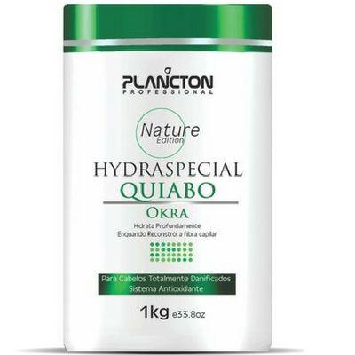 Plancton Máscara Hydraspecial de Quiabo Okra Antioxidante 1KG