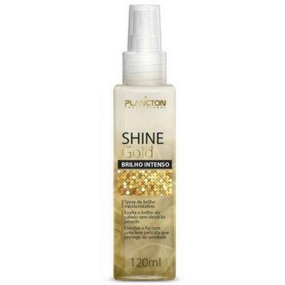 Plancton - Shine Gold Spray de Brilho Dourado Intenso 120 ML