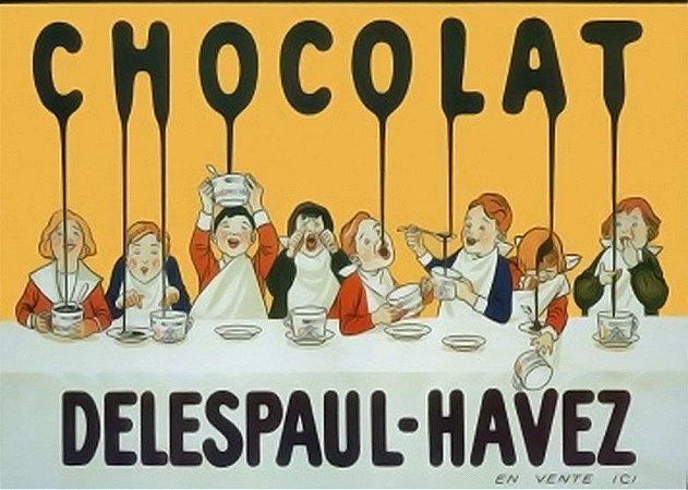Placa MDF 28 x 20 - Chocolat