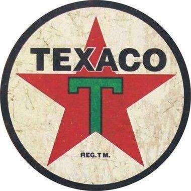 Placa MDF 30 CM - Texaco