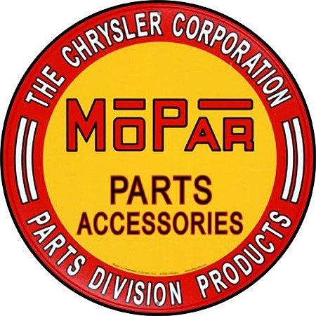 Placa MDF 20 CM - Mopar
