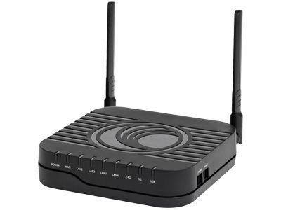 cnPilot - R201 802.11AC dual band Gigabit WLAN Router with ATA (sem PoE)
