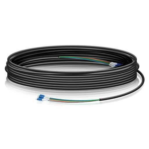 Ubiquiti Fiber Cable FC-SM-100 SINGLE MODE LC (90 METROS)