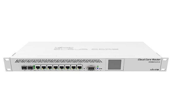 Mikrotik Cloud Core Router - CCR1009-7G-1C-1S+
