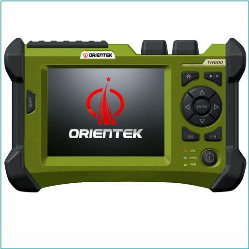 OTDR Orientek TR600 MEDIDOR SS24CF-D (1310-1550-1625NM) (fibra ativa)