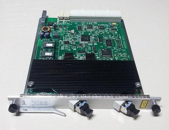 Huawei - Uplink Card X2CS 10G - com 2 modulos SFP