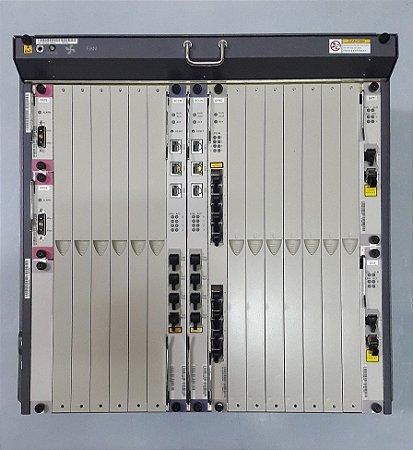 "OLT Huawei 19"" MA5680T 2X UPLINK GICF COM GPBD 08PORTS"