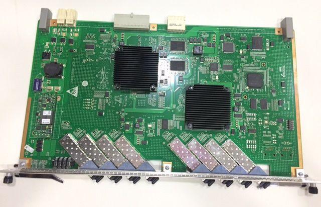 Placa OLT HUAWEI GPBD 08 GPON CLASS C+ 32DBM