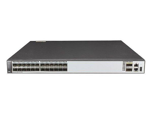 SWITCH HUAWEI 24P S6720-30C-EI-24S-DC 24X10G SFP+ 2X40G QSFP