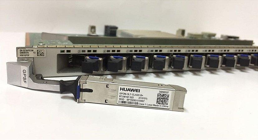 Placa OLT HUAWEI GPSF 16 GPON B+