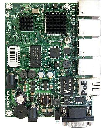 Mikrotik Routerboard RB 450 - Licença L4