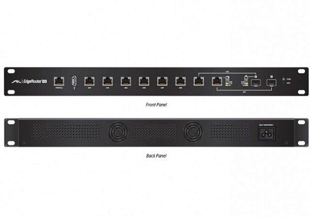 EdgeMax Router - ERPRO 8 6P Gigabit + 2SFP