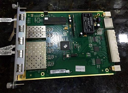 Placa OLT FiberHome -  GU6F UPLINK - 6 portas - 1.25GB