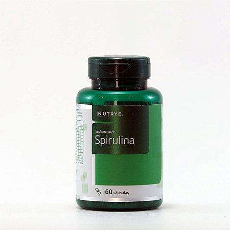 Spirulina - 60 cápsulas
