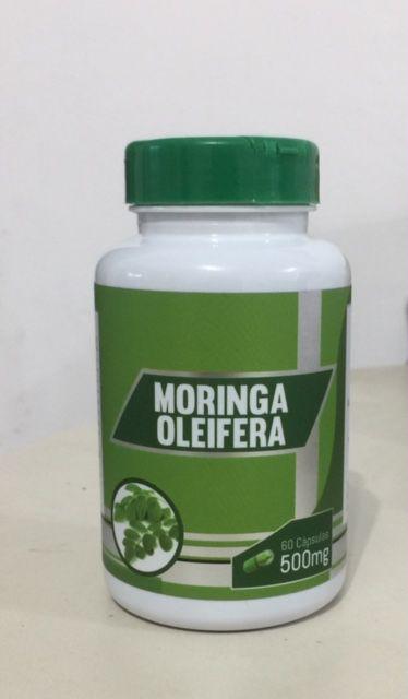 MORINGA OLEÍFERA - 60 CÁPS. 500MG