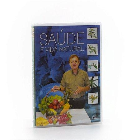 DVD - SAÚDE E VIDA NATURAL